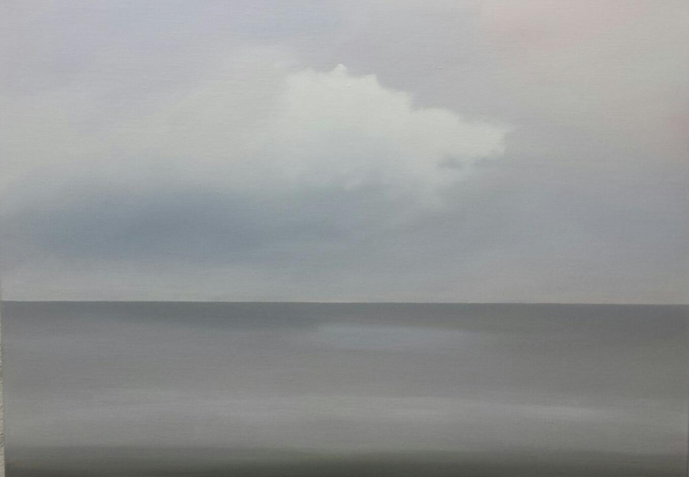 <p>sereen die zee. olieverf op linnen</p>